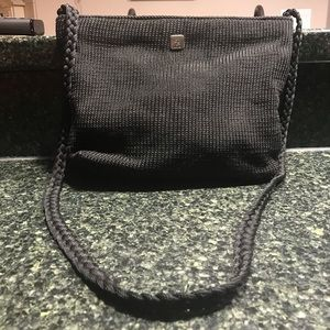 Adorable Lina Knit Crossbody Bag